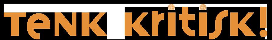 tenk kritisk logo